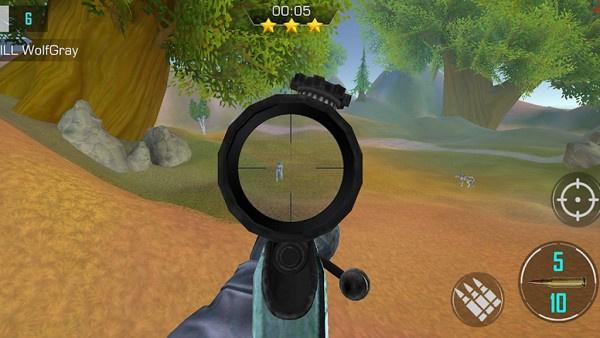 野外狩猎猎鹿人(1)