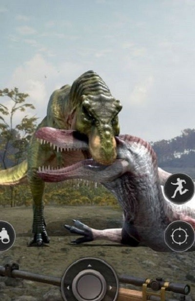 恐龙猎人野生世界(1)