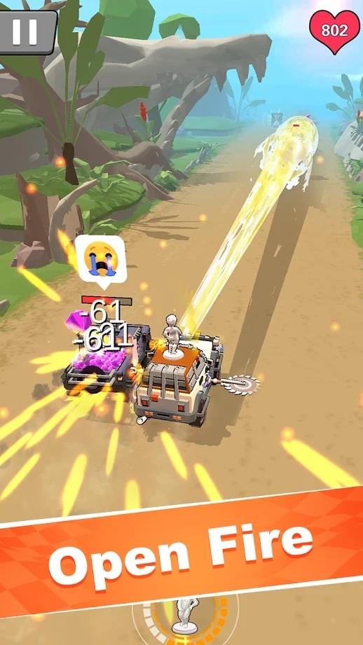 汽车轰炸达人(1)