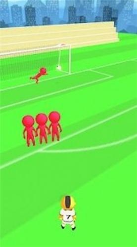 足球得分手(4)