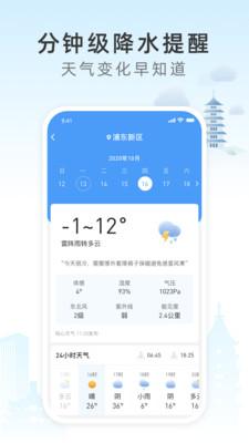 今时天气(1)