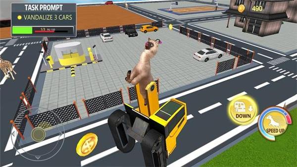 傻山羊模拟器(1)