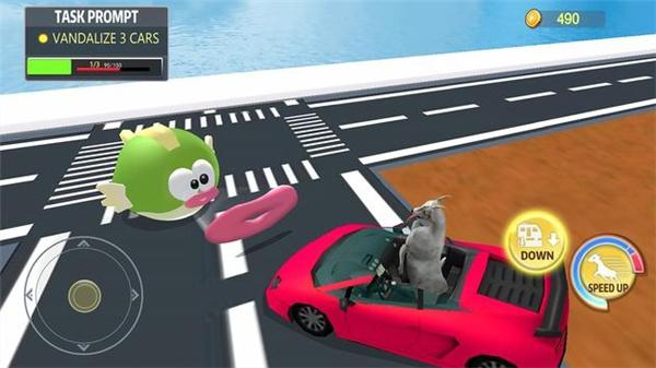 傻山羊模拟器(2)