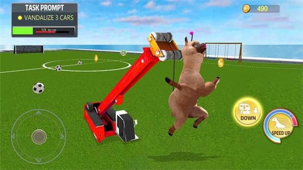 傻山羊模拟器(4)