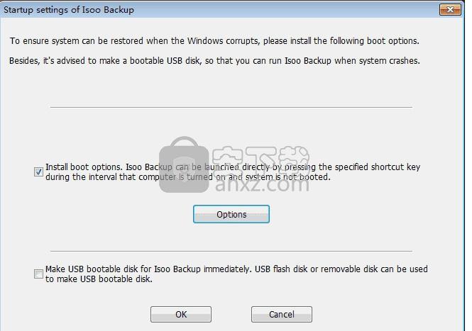 Isoo Backup(系统备份还原软件)