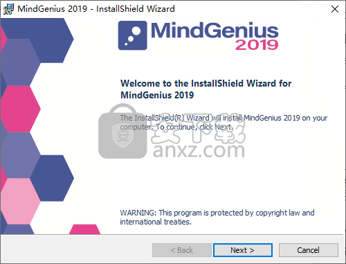 MindGenius Business 2019