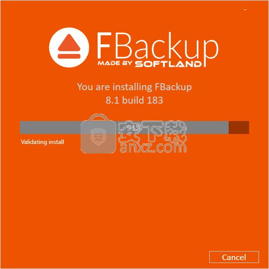 FBackup(备份与恢复)