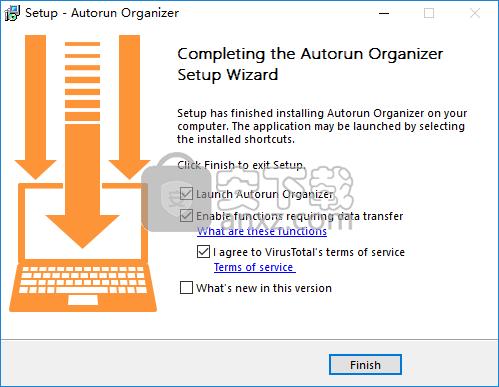 Autorun Organizer(开机启动项管理软件)