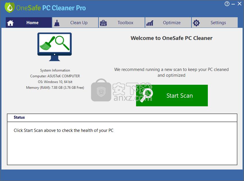 OneSafe PC Cleaner(系统清理软件)