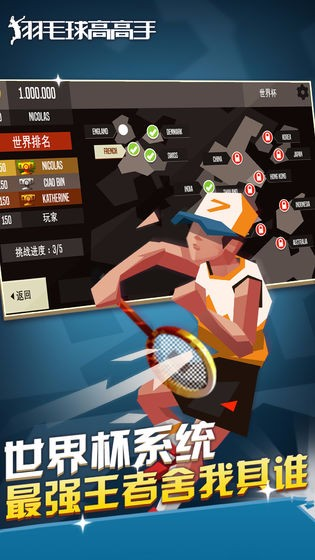 羽毛球高高手(3)