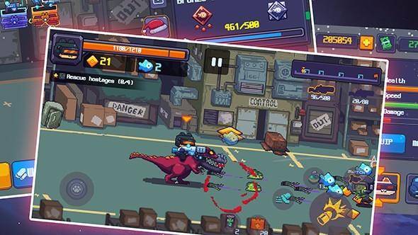街头英雄:超级猫战僵尸(2)