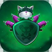 街头英雄:超级猫战僵尸