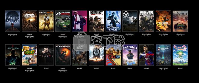 Nvidia GeForce Experience(GeForce显卡优化工具)