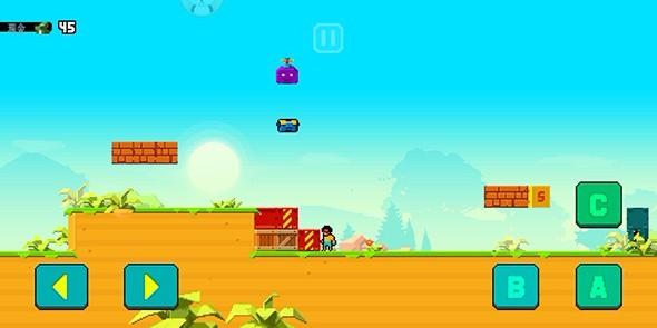 蘑菇岛的枪战(1)