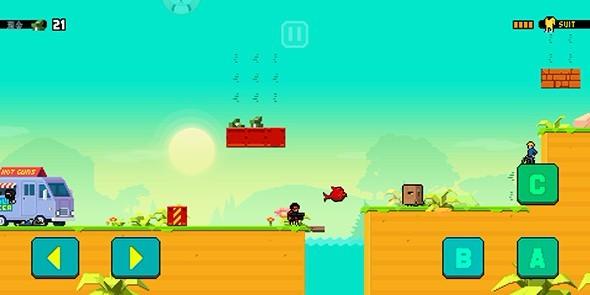 蘑菇岛的枪战(6)