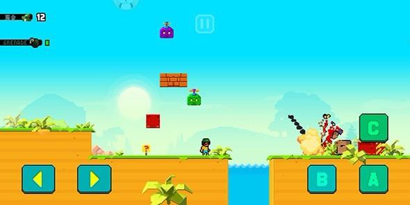 蘑菇岛的枪战(4)