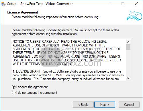 SnowFox Total Video Converter(视频转换器)