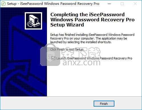 iSeePassword(电脑密码重置工具)