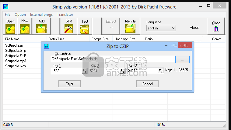 Simplyzip(压缩工具)