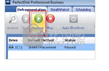 PerfectDisk(专业硬盘碎片整理工具)