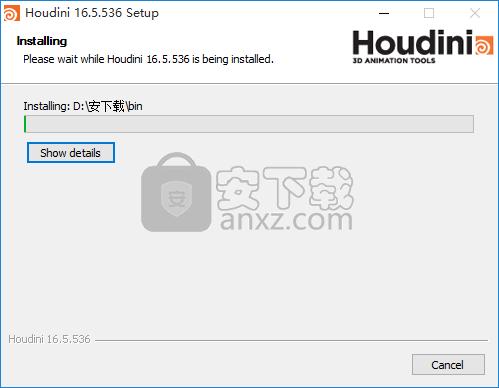 Sidefx Houdini Master(电影特效制作软件)