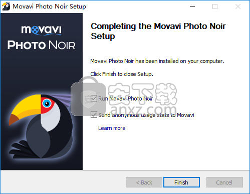Movavi Photo Noir(照片转黑白软件)