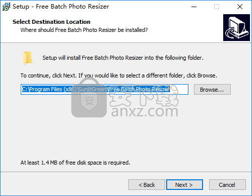 Free Batch Photo Resizer(图片尺寸修改器)