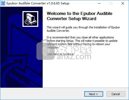 Epubor Audible converter(有声读物转换工具)