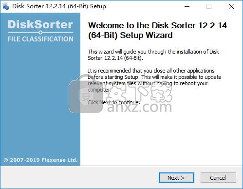 Disk Sorter Pro(文件分析管理)
