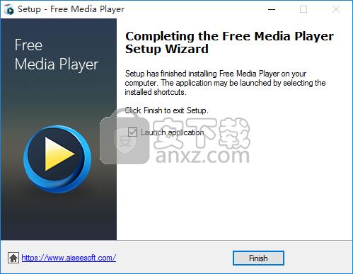 Aiseesoft Free Media Player(媒体播放器)