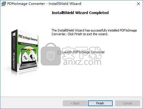 PDFtoImage Converter(PDF转图片软件)