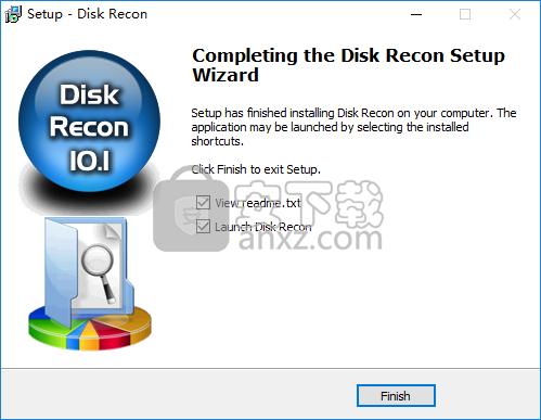Disk Recon(磁盘空间分析工具)