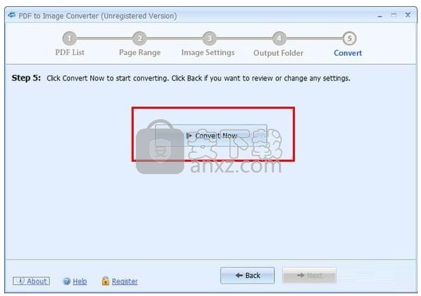 PDFArea PDF to Image Converter(PDF转图片软件)