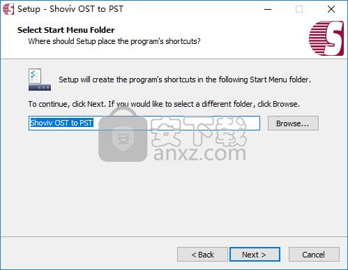 Shoviv OST to PST(OST转PST工具)