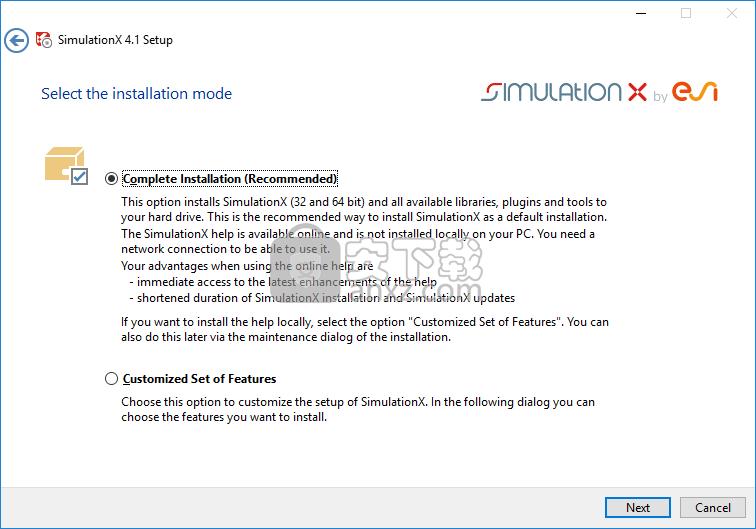 esi simulationx pro 4.1.1破解版(多学科系统建模仿真平台)