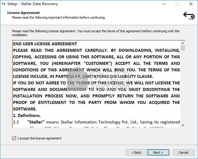 Stellar Data Recovery 9(数据恢复软件)