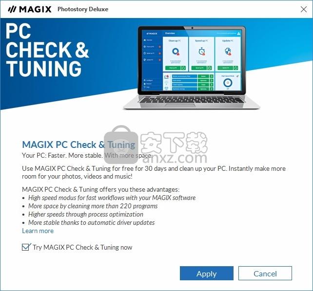 MAGIX Photostory Deluxe 2018破解版