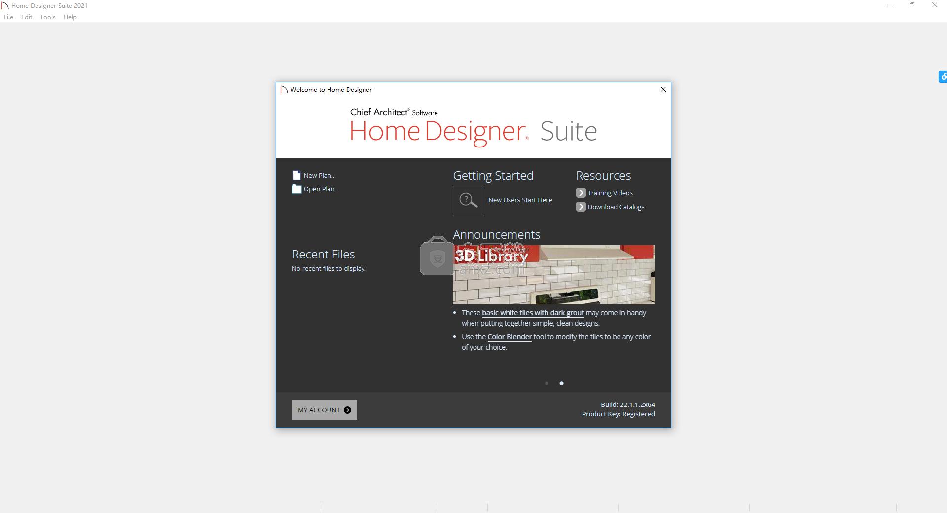 Home Designer Suite 2021(室内设计软件)