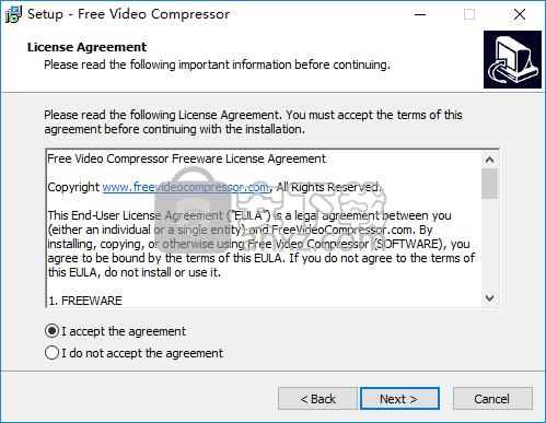 视频压缩工具(Free Video Compressor)