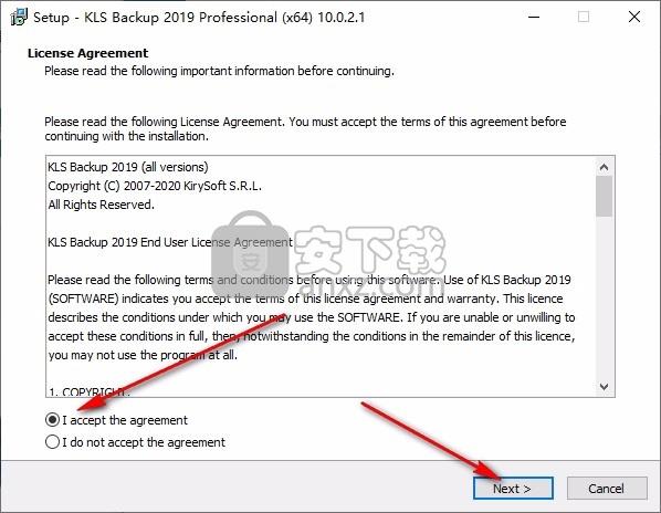 KLS Backup 2019 Professional破解版
