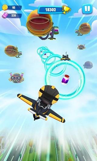 汤姆猫空中小队(2)
