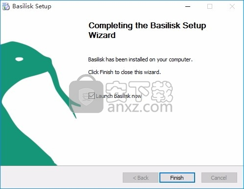 Basilisk浏览器