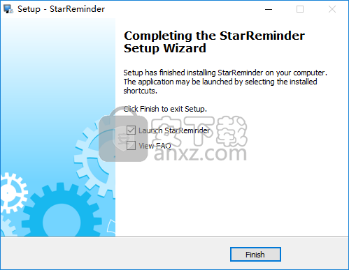 StarReminder(任务提醒软件)