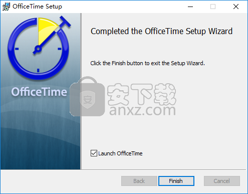 工作时间记录软件(OfficeTime)