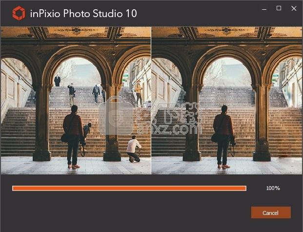 InPixio Photo Studio Pro 10破解版(图片编辑软件)
