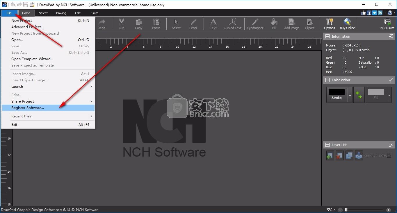 DrawPad图形编辑器(DrawPad Graphic Editor)