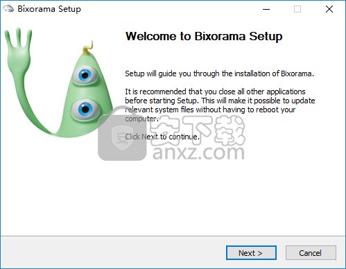 Bixorama(全景照片转换软件)