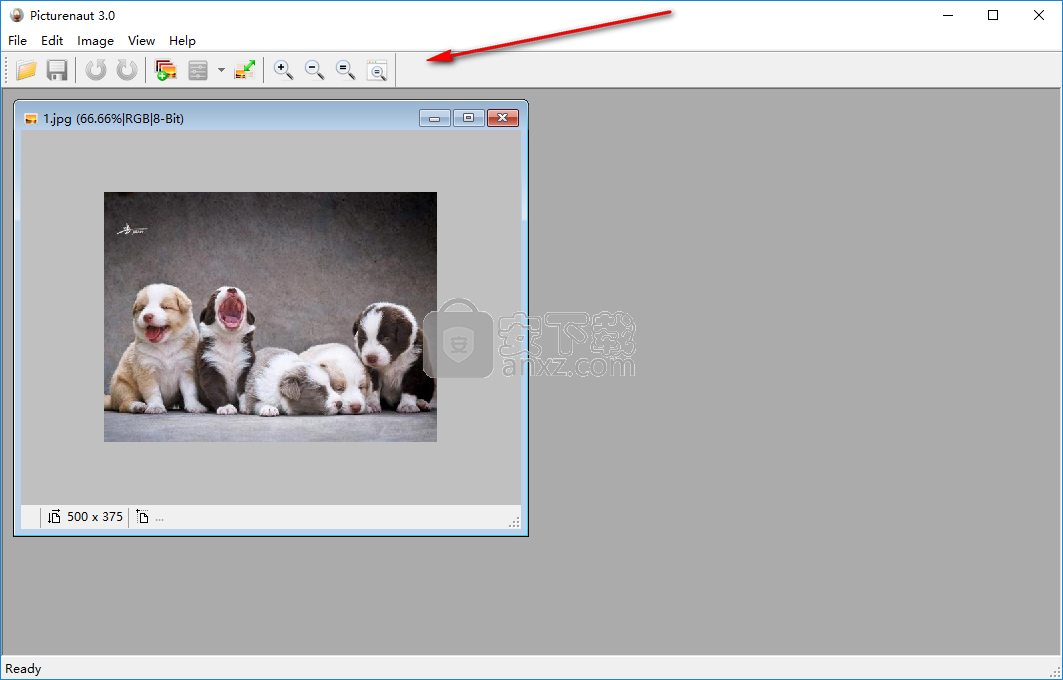 Picturenaut(免费高动态范围影像软件)