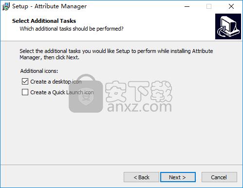 文件属性管理器(Attribute Manager)