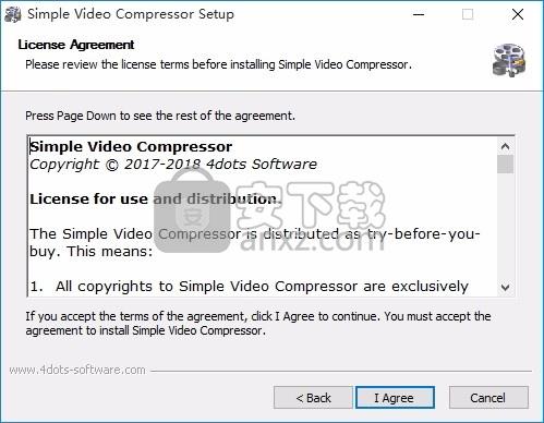 Simple Video Compressor(视频文件压缩工具)